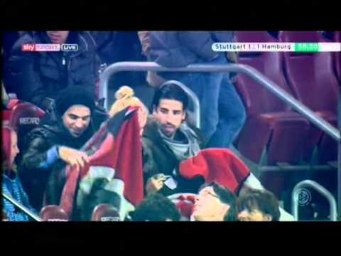 Sami Khedira+Lena beim VfB.mpg