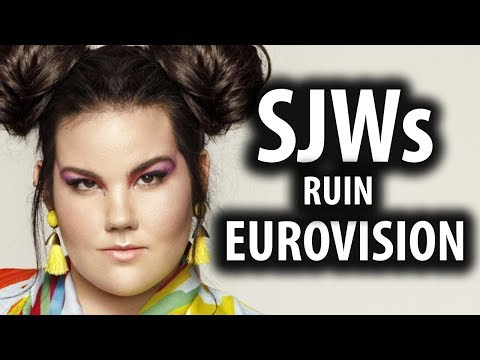 SJW Politics Ruin Eurovision 2018