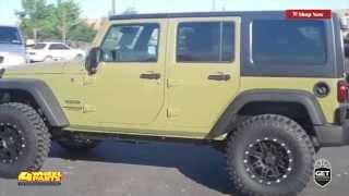 Jeep JK 2013 Build by 4 Wheel Parts El Paso, TX