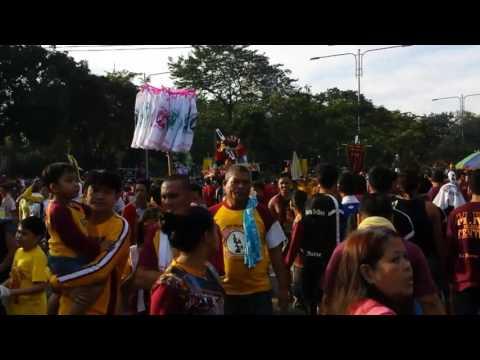 FEAST OF THE BLACK NAZARENE, QUIAPO MANILA