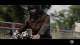 Iklan Lucky Strike Seeing Things Differently - Motorcyclist 30s (2017)