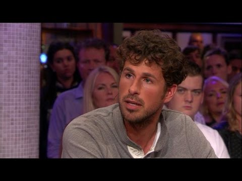 Robin Haase openhartig over zaak Everink - RTL LATE NIGHT