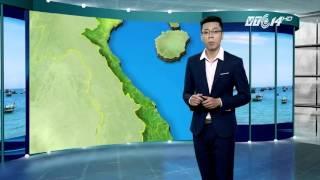 (VTC14)_Thời tiết Biển ngày 26.11.2015