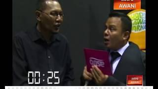 Cabaran 60 Saat bersama Saleh Yaacob
