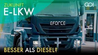Elektro-LKW I Löst er bald den Diesel ab?