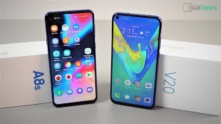 Honor V20 After 4 Days - Battery Life SOT, Vs Galaxy A8S & FAQs
