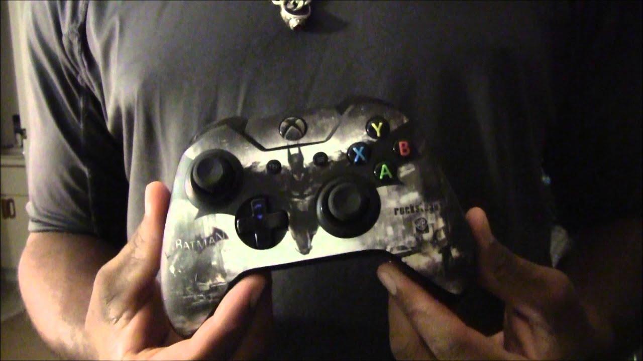 XBOX ONE BATMAN ARKHAM KNIGHT GAME | eBay