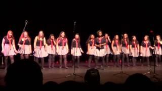 The AcaBellas - Show Me How You Burlesque - a cappella