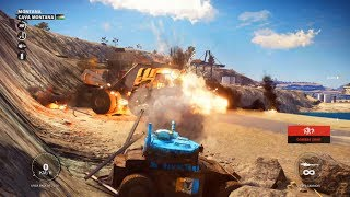 Just Cause 3 [Part 68] - Health Conscious Tanks in Awkward Areas!