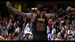 LeBron James 2018 mix - Believer ᴴᴰ
