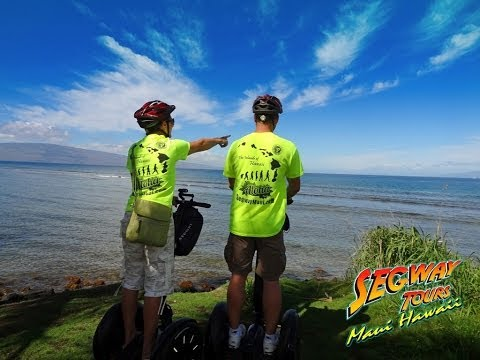 Segway Maui The Best Tours in Hawaii