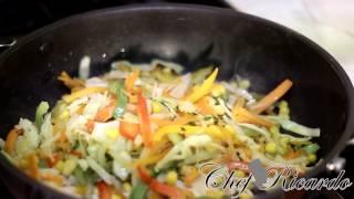 Stir Fry Cabbage Jamaica Recipes