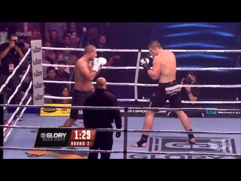 Rico Verhoeven vs. Gokhan Saki Fight Video Glory 11 Biobalanz
