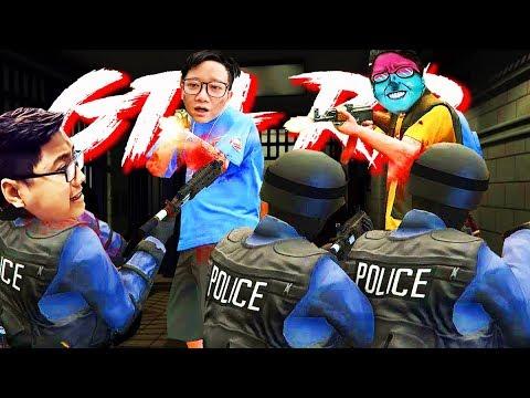GTA Role Play Việt Nam #15: ÔNG TRÙM DŨNG TRỌC TRỞ LẠI !!! Lái xe bay càn quét đồn cảnh sát =))))