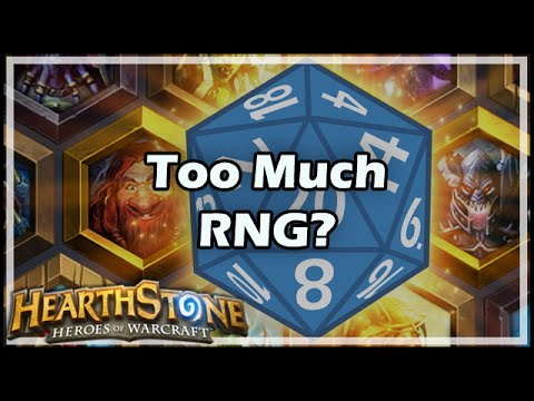 [Hearthstone] Too Much RNG? - YouTube