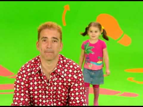 """Music for Aardvarks """"Move Your Feet"""" as seen on Nick Jr. TV"""