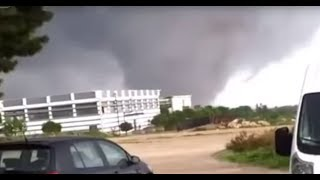 Tornadoes In Europe  MEGA COMPILATION