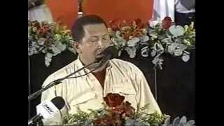 17 Jul 2003 Hugo Chávez en Sala Plenaria de Parque Central, Caracas. Apoyo a Misión Barrio Adentro