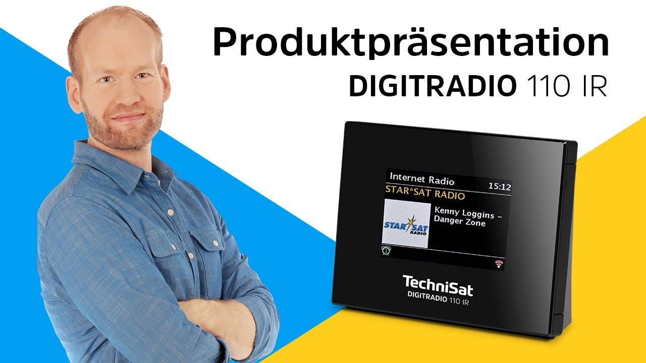 Video: DIGITRADIO 110 IR  | Hi-Fi-Anlagen auf DAB+ umrüsten. | TechniSat