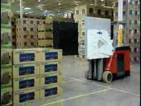 Cascade Carton Clamps Youtube