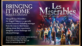 BRINGING IT HOME - A Les Miz Stay at Home Special