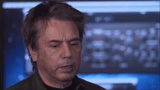 Жан-Мишель Жарр об эволюции музыкальных технологий. Часть 2. (русская версия).