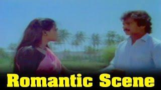 Pandi Nattu Thangam Movie : Nirosha And Karthik Love Scene