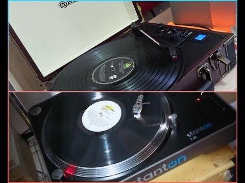 Vitrola ou toca discos?