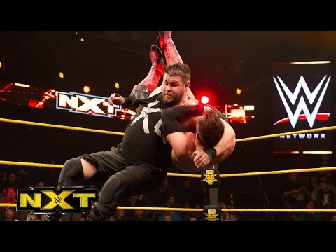 Kevin Owens vs. Finn Bálor – NXT Championship Match: WWE NXT, March 25, 2015