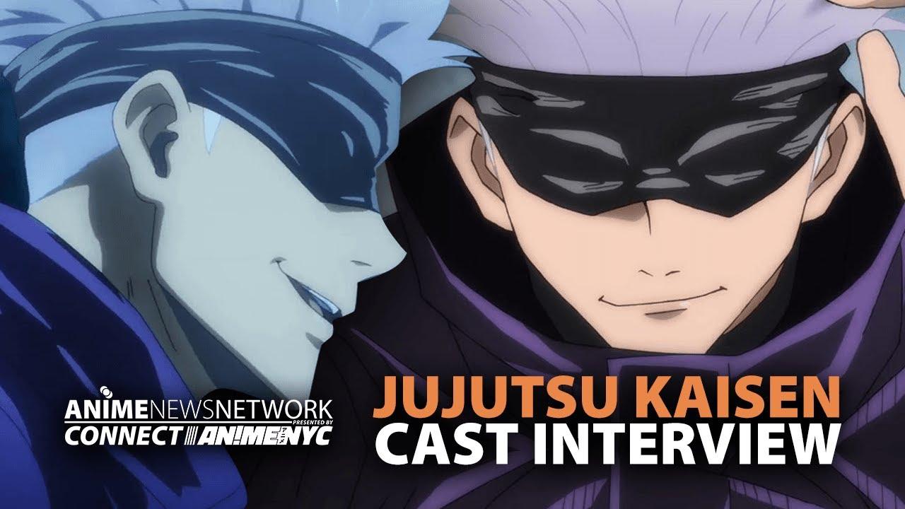 Jujutsu Kaisen Us Cast Interview Ann Connect Youtube