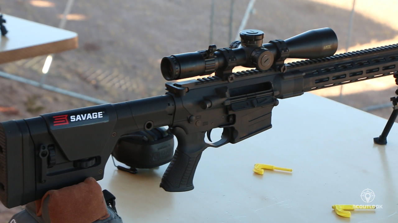 Savage MSR 10 Hunter Is Compact, Light, Affordable [New]