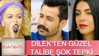 Zuhal Topal'la 121. Bölüm (HD) | Dilek, İbrahim'in Güzel Talibini Görünce Öyle Bir Söz Söyledi ki...