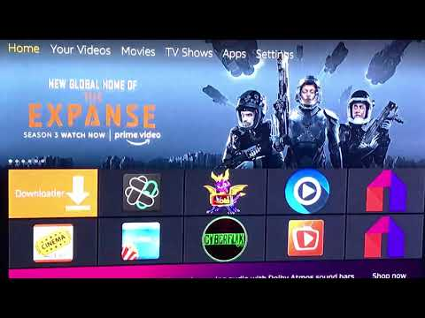 Updated TV TAP (free TV on firestick)