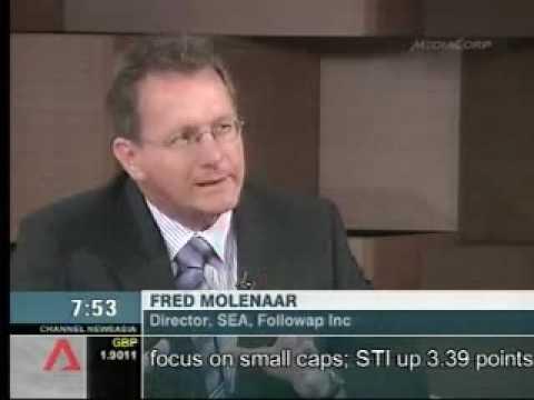 interview Fred Molenaar mobile instant messaging
