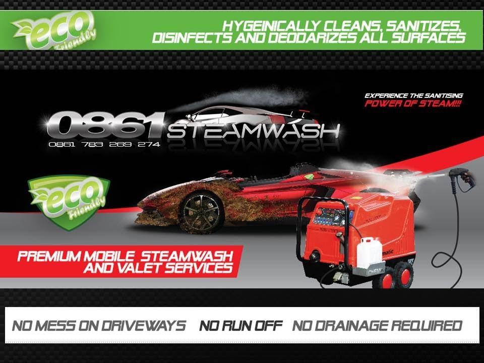 0861steamwash Dirty Bmw Steam Wash Durashine