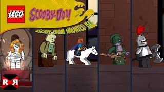 LEGO Scooby-Doo Escape from Haunted Isle - All Boss Fight