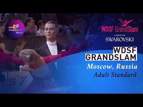 Kalashnikov - Semeskeviciute, LTU   2019 GrandSlam STD Moscow   R3 T