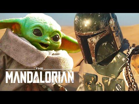 The Mandalorian Season 2 Boba Fett Teaser and Announcement Breakdown - Star Wars Easter Eggs