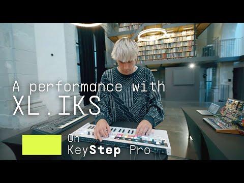 XL.IKS | KeyStep Pro Performance | ARTURIA
