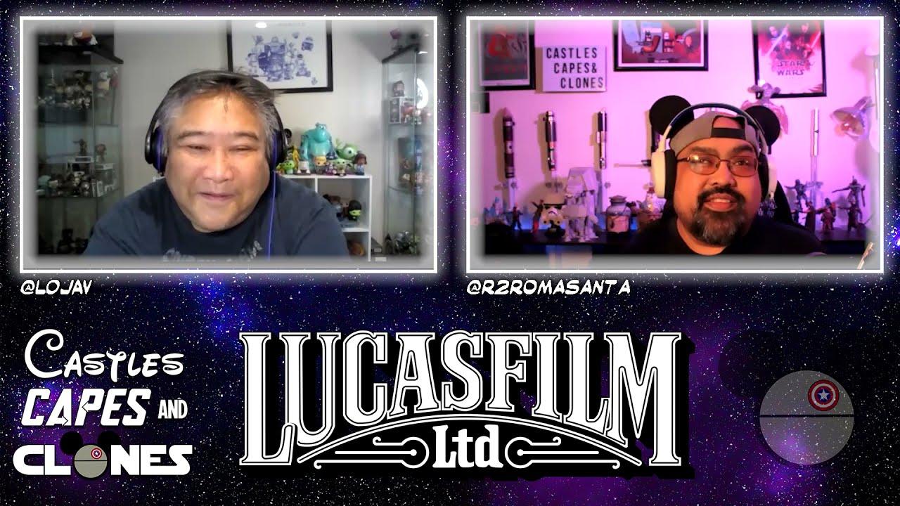 Obi-Wan, Andor, Republic Commandos and more LucasFilm News | CCC LucasFilm Podcast Ep 09