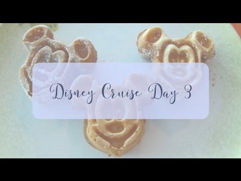 Disney Dream Cruise Diary - Day 3: Castaway Cay Shenanigans