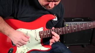 "Jimi Hendrix - How to Play the solo from ""Wind Cries Mary""  - Guitar Lessons"