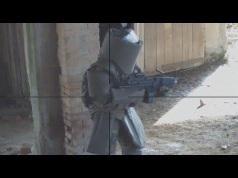 Sniper Scope Cam Airsoft M40 VFC Cheater and Juggernaut