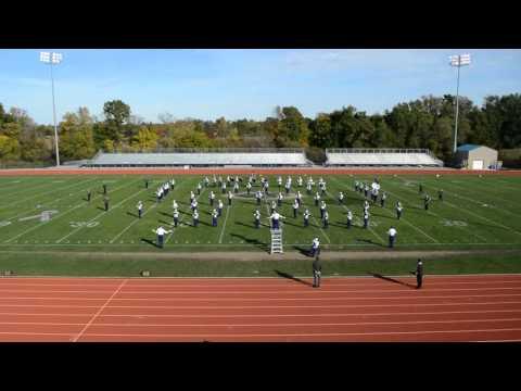 Fowlerville High School -  DeWitt Invitational Performance 10/10/15
