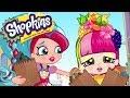 SHOPKINS Cartoon - TOO MUCH SHOPPING | Cartoons For Children