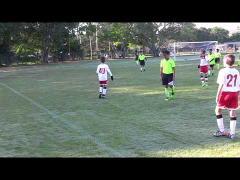 Palm Beach Cup 2016 Boynton Knights U10 vs Lake Worth Sharks U11