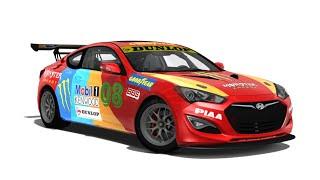 Assetto Corsa - AC Hyundai Gen…