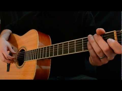 Another Easy Acoustic Blues Lick in E