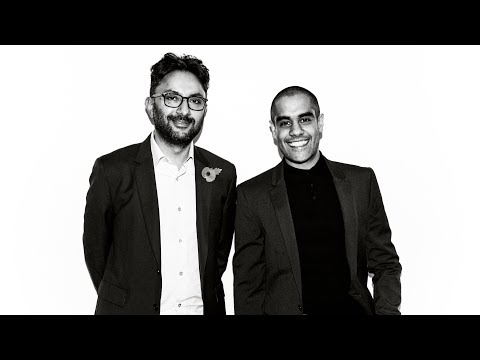 "Sathnam Sanghera And Sacha Dhawan Talk About ""The Boy With The Topknot"""