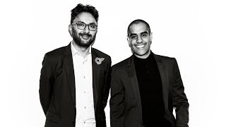 Sathnam Sanghera And Sacha Dhawan Talk About